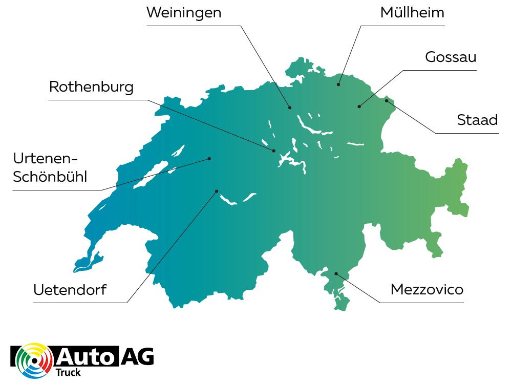 Auto AG Truck Nutzfahrzeuge Schweiz