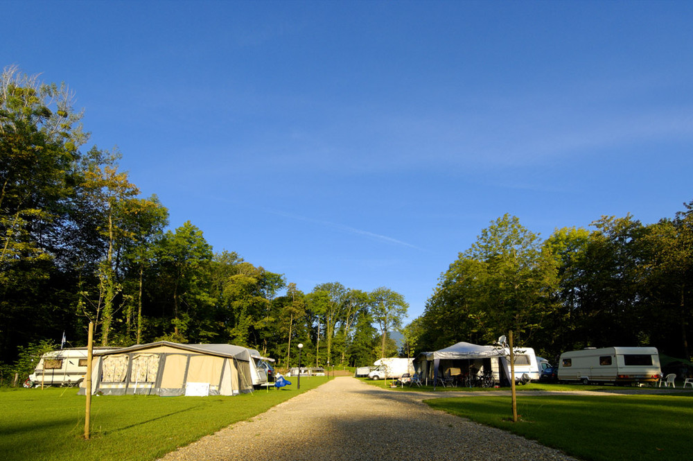 Camping Paradise Plage Colombier