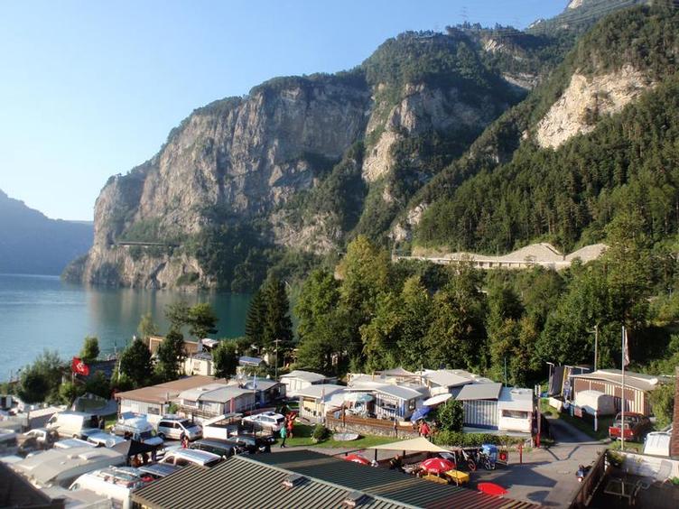 Camping Uri AF Sport Flüelen