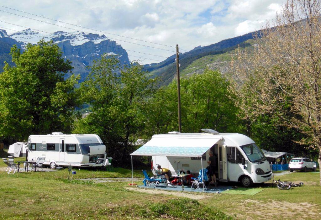 Camping Bella-Tola Susten