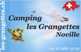 Camping Les Grangettes Noville