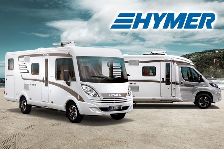 Hymer Reisemobile und Camper