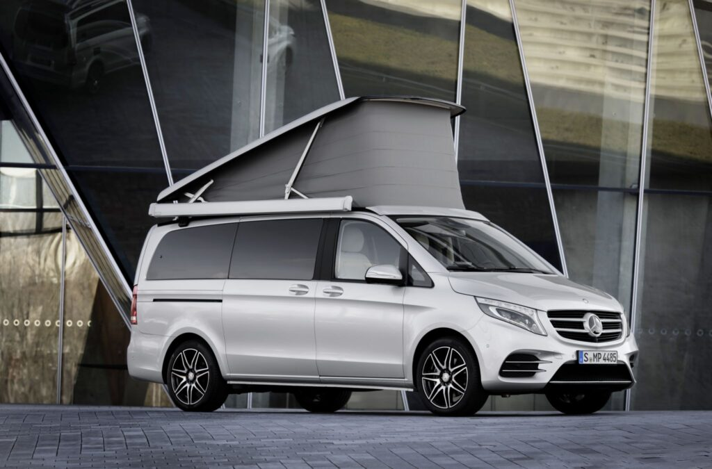 Mercedes Benz Reisemobile