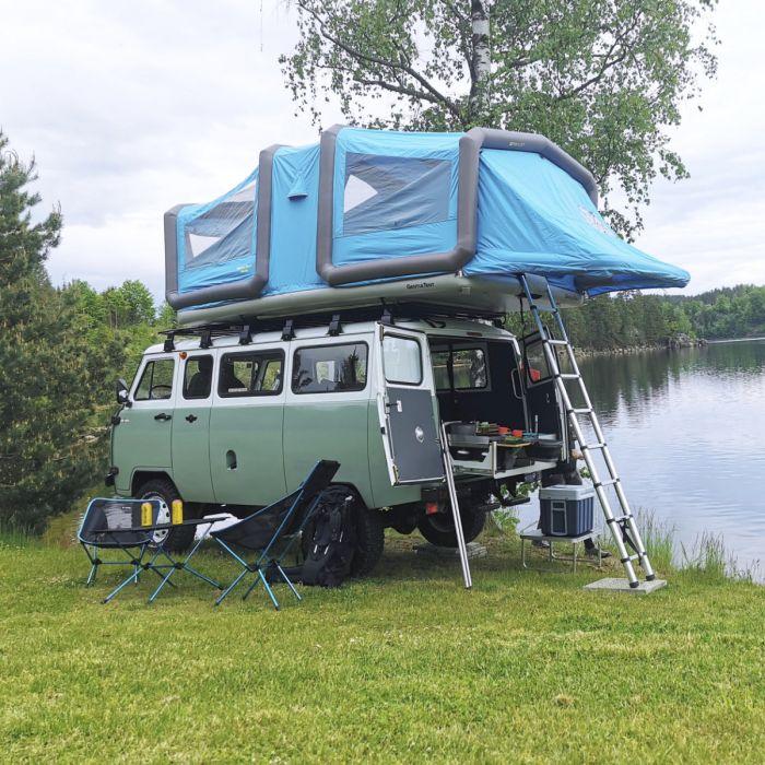 Gentle Tent Dachzelte und Air Sofa`s
